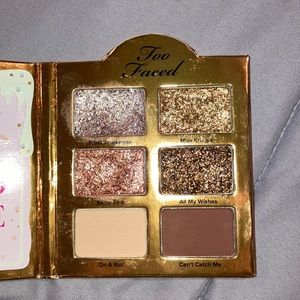 Two faced eyeshadow